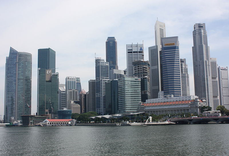 File:Singapore central business and financial disrict.jpg