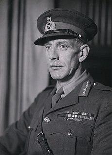 Colin Muir Barber British general