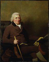 Portrait of Sir Patrick Inglis, Baronet of Sunnyside