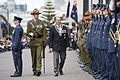 Sir Jerry inspects the Royal Guard of Honour - Flickr - NZ Defence Force.jpg