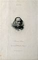 Sir Richard Owen. Stipple engraving by C. H. Jeens, 1880. Wellcome V0004398.jpg