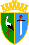 Coat of arms of Sisak-Moslavina County