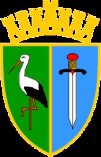 Sisak-Moslavina County - Image: Sisak Moslavina County coat of arms