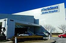 NorthShore University HealthSystem - Wikipedia