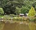 Smallholding by the canal - geograph.org.uk - 539603.jpg