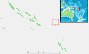 Island of Solomon Islands - Reef Islands.PNG