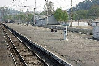 Pyongui Line