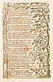 Songs of Innocence, copy B, 1789 (Library of Congress) 6-27 On Anothers Sorrow.jpg