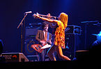 Sonic Youth i Roskilde 2005