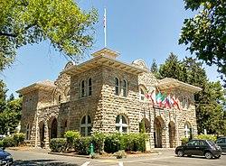 Sonoma City Hall en 2016