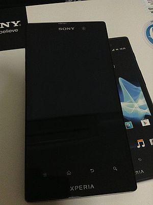 Sony Xperia Ion - Sony Xperia ion