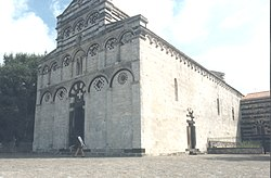 Abbey of San Pietro di Sorres