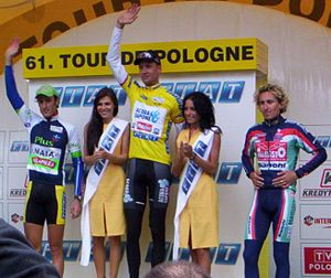 Ondřej Sosenka - Ondřej Sosenka, Tour de Pologne 2004