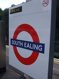 South Ealing stn roundel.JPG