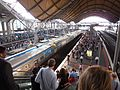 Southern Cross Station in Evening.JPG