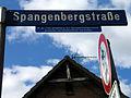 Spangenbergstraße in Celle Dr. jur. Ernst Spangenberg, 1824 Oberappelationsgerichtsrat, juristischer und heimatkundlicher Schriftsteller.jpg