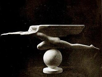 Harriet Whitney Frishmuth - Speed, 1922