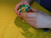 Файл:Speedsolving a 3×3×3 Rubik's Cube with Fridrich Method.ogv