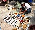 Spice seller, Kashgar market.jpg