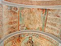Spiez, église du château. Peintures romanes (2).jpg