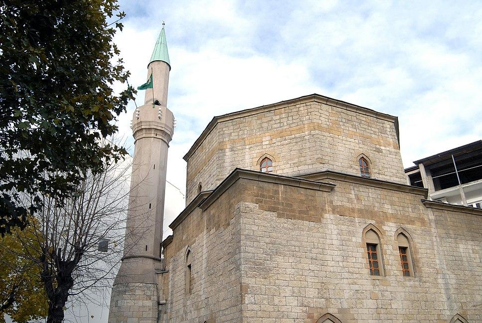 Spoljašnost Bajrakli džamije 02
