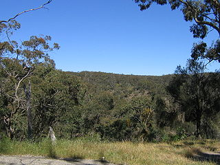 Spring Gully Conservation Park Protected area in South Australia