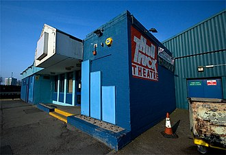 Hull Truck Theatre - Spring Street Theatre, Hull, 2009. This venue was the company's base for 26 years.