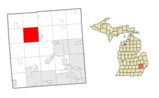 Springfield Township, Oakland County, Michigan Charter township in Michigan, United States