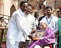 Sri Bhasyamsaradhi state literary award.jpg