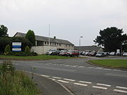 St. Austell Community Hospital - geograph.org.uk - 195982