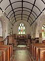 St. Petroc's church Harford - interior - geograph.org.uk - 1419077.jpg