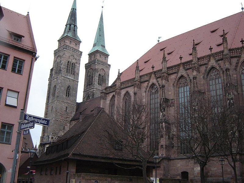 File:St. Sebald Church Nurnberg Germany - panoramio - Chanilim714 (1).jpg