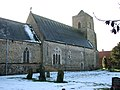 St Andrew's church viewed from the north-east - geograph.org.uk - 1634055.jpg