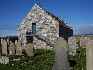 Papa Westray - St Boniface Kirk