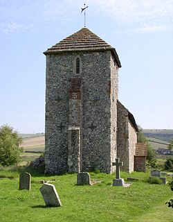 St Botolphs Church, Botolphs Church in West Sussex, United Kingdom