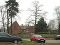 St Catherine's School as seen from the old railway station in Bramley - geograph.org.uk - 528730.jpg