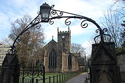 St Helen's Church, Sandal