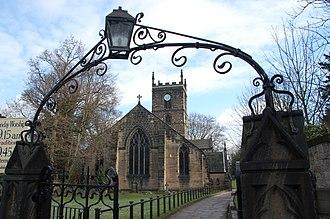 Sandal Magna - St Helen's Church