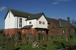 Haydock human settlement in United Kingdom