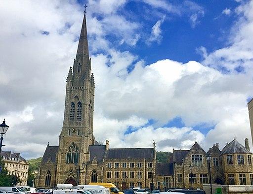 St John the Evangelist, Bath