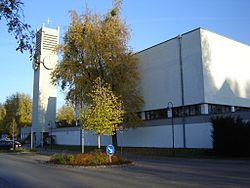 St Josef Kirche Puchheim-Bahnhof.JPG