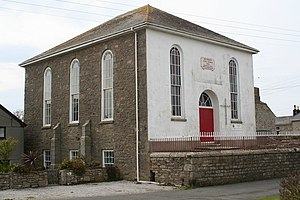St Just in Penwith - St Just Methodist Free Church