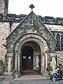 St Mary's Church, Kirkby Lonsdale, Porch - geograph.org.uk - 734546.jpg