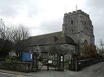 St Mary the Virgin Church, Westham, East Sussex (IoE Code 295771).jpg