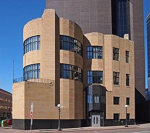 Saint Paul Women's City Club - Image: St Paul Women's City Club