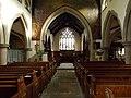 St Ricarius - Nave & Chancel (geograph 5271167).jpg
