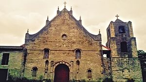 Gamu, Isabela - Santa Rosa de Lima Church