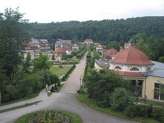 Bad Brückenau - Staatsbad Brückenau
