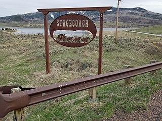 Stagecoach, Colorado