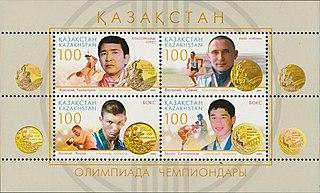 Vassiliy Jirov Kazakhstani boxer